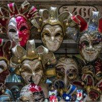 Про маски.... :: Виктор Льготин