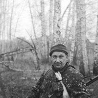 Портрет зайчатника :: Евгений Золотаев