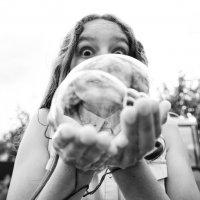 Мыльное удивление... :: Anna Shevtsova