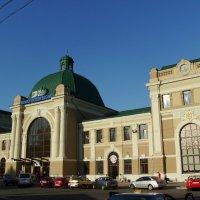 Станция   Ивано - Франковск :: Андрей  Васильевич Коляскин