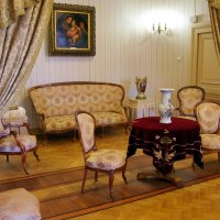 Спальня и гостиная :: Валерий Новиков