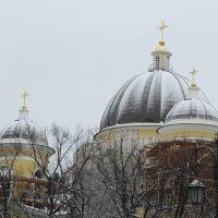 Снегопад :: Митя Дмитрий Митя