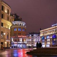 #Лубянская площадь :: alexx Baxpy