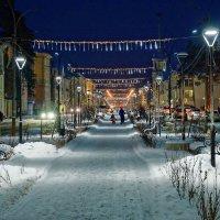 Вечер в городе :: Евгений Карский
