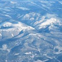 Ранний час, взлетели из Хабаровска, десять тысяч над землей... :: © ГраВИ