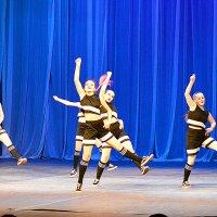 Отпусти себя в танце :: Татьяна Малафеева