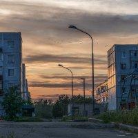 Вечернее небо :: Игорь Сикорский