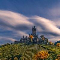 Замок Кохэм с виноградниками.Германия :: Игорь Геттингер (Igor Hettinger)