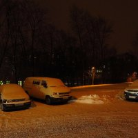 Зима, однако :: Андрей Лукьянов