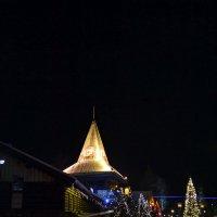 Вечер в деревне Санта Клауса :: Ольга