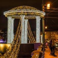 Дворцовый мост :: Наталья Левина