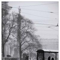 мокрый снег :: sv.kaschuk