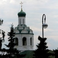 КАЗАНСКИЙ КРЕМЛЬ :: Анатолий Восточный