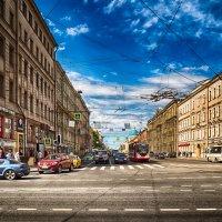 Питер 1-я Красноармейская улица :: Юрий Плеханов