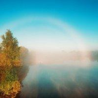 Туманная радуга :: Татьяна Афиногенова