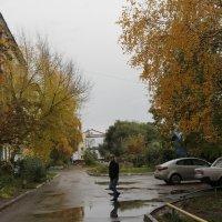 Бийск, на квартале АБ. :: Олег Афанасьевич Сергеев