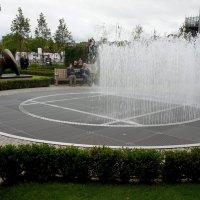 Музейный сад. Водный лабиринт :: Елена Павлова (Смолова)