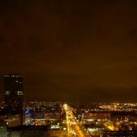 Огни ночного города :: Василий Богомолов