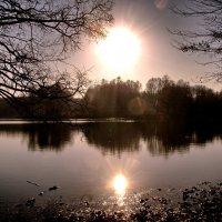 Усадебное озеро :: Aleksandr Ivanov67 Иванов