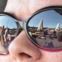 Весь Мир в глазах... :: Валерий Подорожный