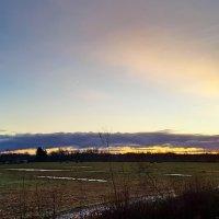 Декабрьский рассвет :: Inga Engel