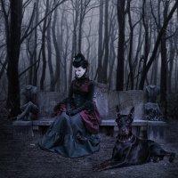 Дама с собачкочкой :: Владимир Белов