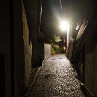Ночь. Улица. Фонарь. :: Andrad59 -----