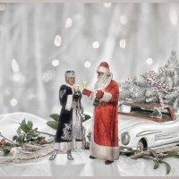 Новый год к нам мчится :: Анастасия сосновская