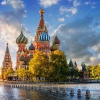 Собор Василия Блаженного :: Юлия Батурина