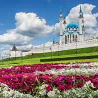 Казань - рай цветов :: Юлия Батурина
