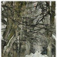 Чертоги пышные построю из хлада снежного зимой..... :: Tatiana Markova