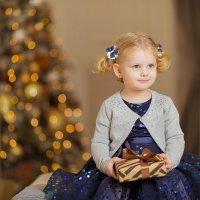Новогодняя сказка Милаши :: Кристина Беляева
