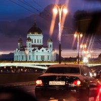 Из окна автомобиля. :: Владимир Безбородов