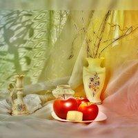 Яблочки молодильные :: Наталия Лыкова
