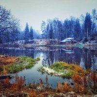Лодочная станция :: Наталья Ерёменко