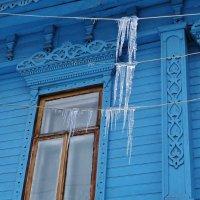 С утра мороз . :: Святец Вячеслав