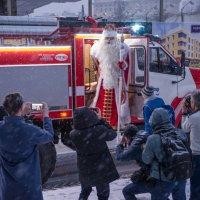 Пришлось арендовать пожарную машину! :: Ирина Данилова