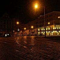 ночью в Праге :: Елена