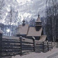 Костромская слобода :: Краснов  Ю Ф