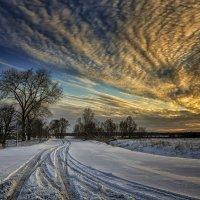Дорога в зиму... :: Александр Бойко