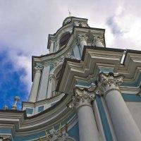 Колокольня Никольского собора. :: Senior Веселков Петр