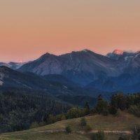 Восход на закате... :: Александр К.