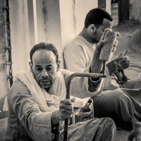Будни мастерской...Египет! :: Александр Вивчарик