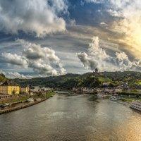 Городок Кохэм на реке Мозель.Германия :: Игорь Геттингер (Igor Hettinger)