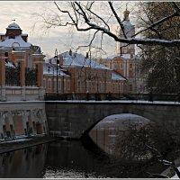 Мост через Монастырку... :: tipchik