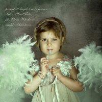 Мой маленький Ангел :: Елена Ушакова