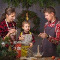 Рождественское печенье. :: Оксана Новицкая