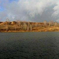 Неласковая река. :: nadyasilyuk Вознюк