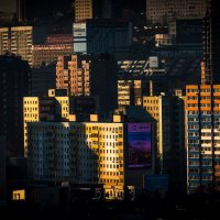 Владивосток,утро 9 декабря :: Олег Семенов