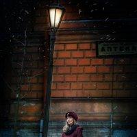 Ночь, улица, фонарь, аптека, Бессмысленный и тусклый свет. :: Виктор Седов
